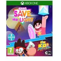 Xbox One: Steven Universe Combo Pack Save the Light and OK KO Lets Play Heroes