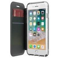 Griffin Survivor Clear Wallet iPhone Case