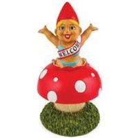 Welcome Home Gnome