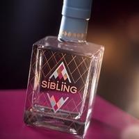Sibling Distillery Triple Distilled Gin 35cl