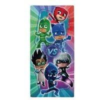 PJ Masks Heroes VS Villains Towel
