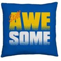 LEGO Movie 2 Action Square Canvas Cushion