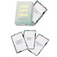 You Got This - Mindfulness Cards