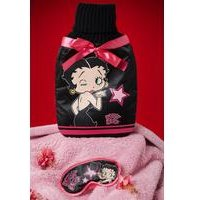 Betty Boop Hot Water Bottle and Eye Mask Set