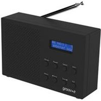 Groov-e Paris Portable DAB/FM Digital Radio