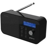 Groov-e Venice Portable DAB/FM Digital Radio
