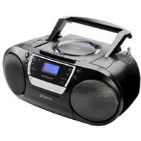 Groov-e Ultimate Boombox with DAB/FM Radio and Bluetooth