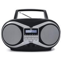 Groov-e Portable CD Player with DAB/FM Digital Radio