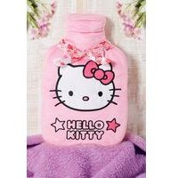 Hello Kitty Ribbon Hot Water Bottle