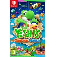 Nintendo Switch: Yoshis Crafted World