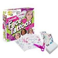 Festival Face Tattoos