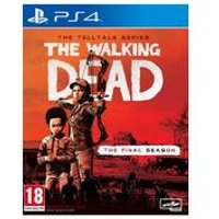 PS4: Telltales The Walking Dead: The Final Season