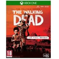 Xbox One: Telltales The Walking Dead: The Final Season