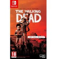 Nintendo Switch: Telltales The Walking Dead: The Final Season