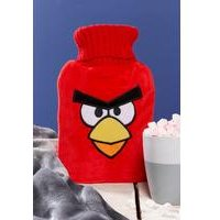 Angry Birds Red Hot Water Bottle