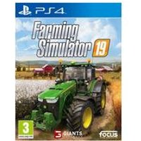 PS4: Farming Simulator 19