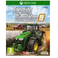 Xbox One: Farming Simulator 19