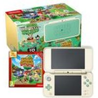 2DS XL Console and Animal Crossing New Leaf Bundle