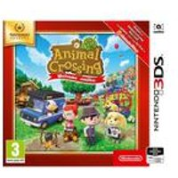 3DS: Animal Crossing New Leaf