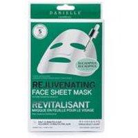 Danielle Creations Pack of 5 Eucalyptus Face Masks