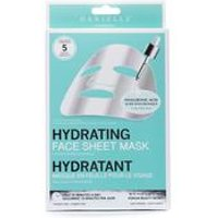 Danielle Creations Pack of 5 Hyaluronic Hydrate Face Masks