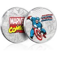 Marvel Captain America Coin