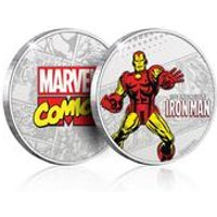 Marvel Iron Man Coin