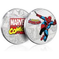 Marvel Spiderman Coin
