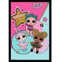 L.O.L Surprise Glitterati Framed Maxi Poster