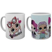 L.O.L Surprise Mug Twin Pack Selfie and Characters