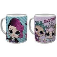 L.O.L Surprise Twin Pack Mug Rocker and Glitterati