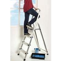Aluminium 4 Step Ladder