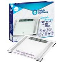 Weight Watchers Ultimate Accuracy Easy Read Glass Scale