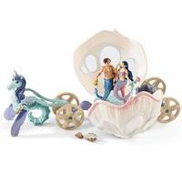 Schleich Bayala Royal Seashell Carriage Toy Figure