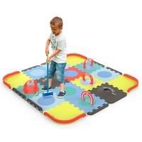 Darpeje Customisable Mini Croquet Floor Mat Puzzle