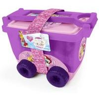 Disney Princess My Creative Trolley with 30 Pieces Creative Set