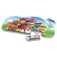 Paw Patrol Floor Mat Puzzle with 25 Pieces