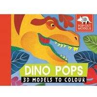 Dino Pops 3D Models