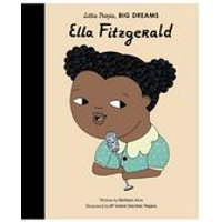 Little People Big Dreams - Ella Fitzgerald Book