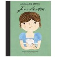 Little People Big Dreams Jane Austin Book