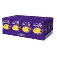 Cadbury Dairy Milk Box of 12 Easter Eggs