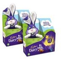 Cadbury Bunny Toy and Easter Egg Twin Pack
