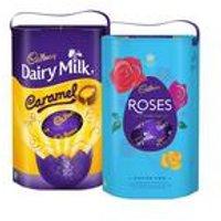 Cadbury Luxury Easter Egg Twin Pack