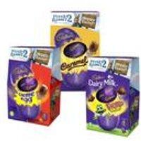 Cadbury Chocolate Medium Easter Egg Collection