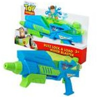 Toy Story Lock and Load Water Blaster