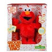 Sesame Street Dancing Elmo