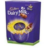 Cadbury Dairy Milk Giant Egg