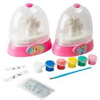 My Little Pony 2 Pack Paint Your Own Glitter Dome