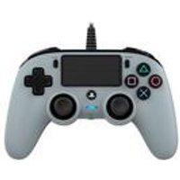 PlayStation Licensed Nacon PS4 Compact Wired Controller