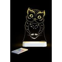 Aloka Owl Night Light
